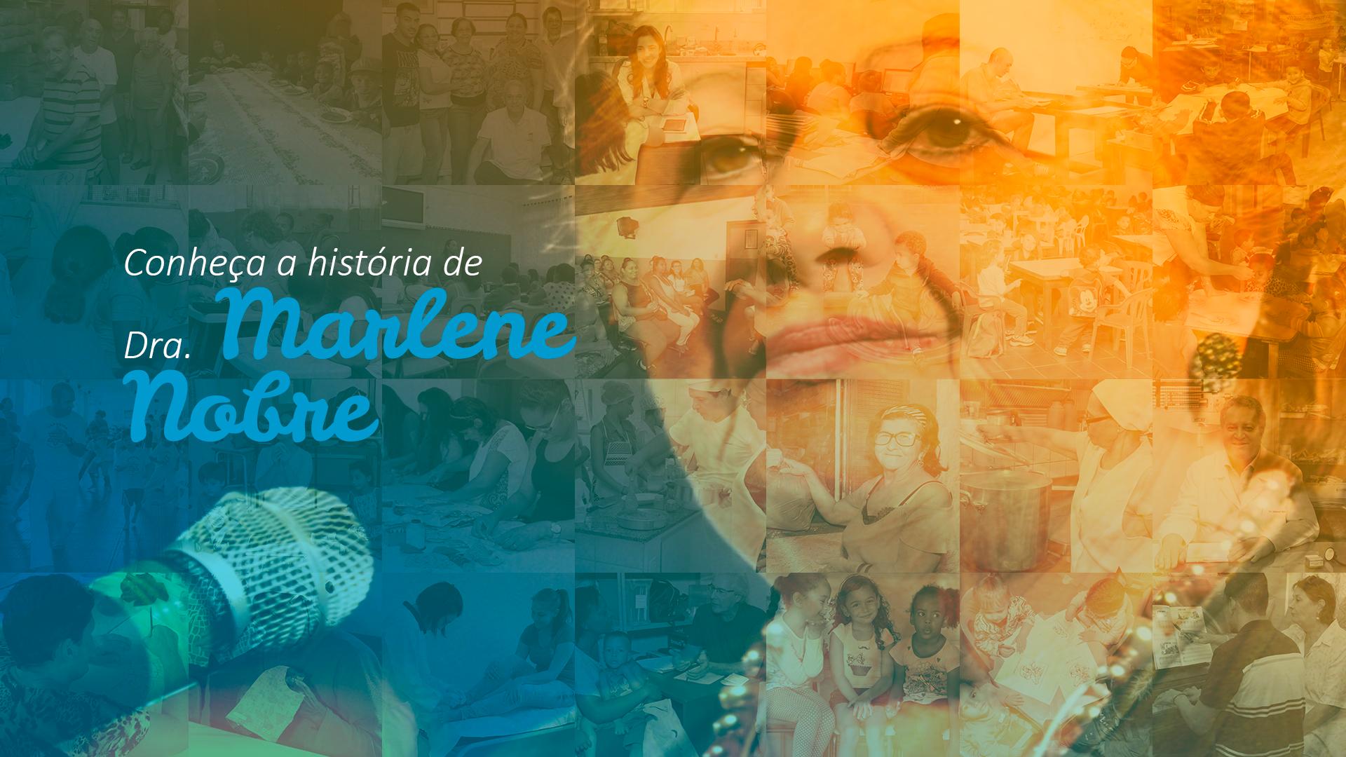 banner principal - Marlene Nobre, lar do alvorecer